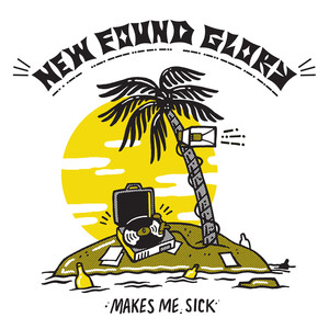 New Found Glory Happy Being Miserable cover