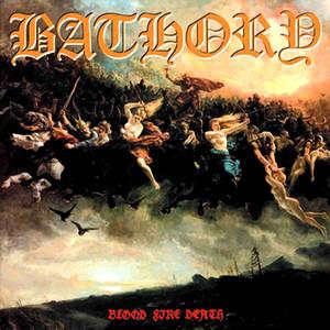 Blood Fire Death album