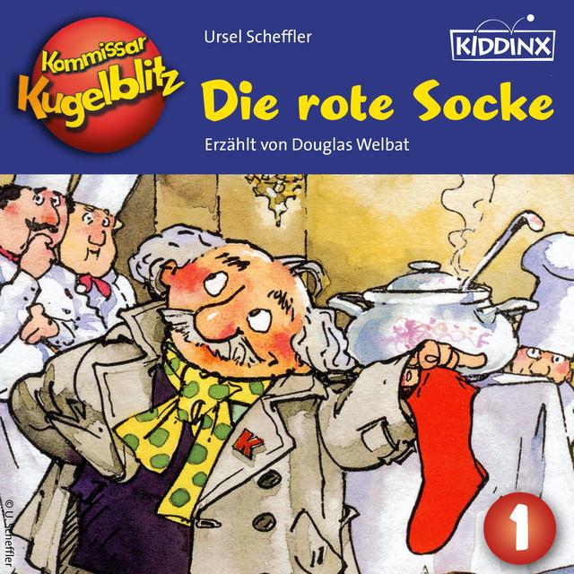 Folge 1 - Die rote Socke Cover