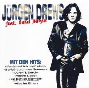 Stefan Raab, Jürgen Drews Ein Bett im Kornfeld cover