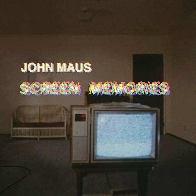 Skivomslag för John Maus: Screen Memories