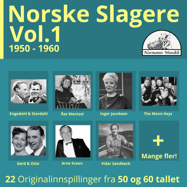 Norske Slagere (Vol.1 1950 - 1960) by Various Artists on Spotify