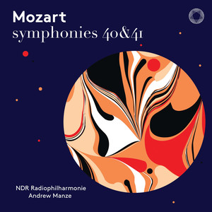 Mozart: Symphonies Nos. 40 & 41 (Live) Albümü
