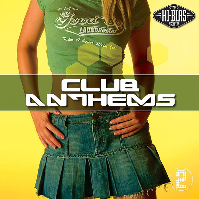 Various Artists Club Anthems 2 album cover