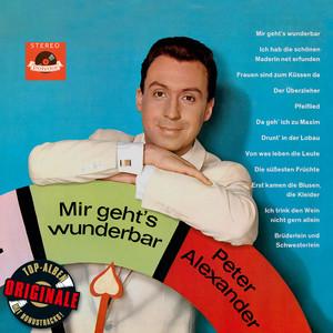 Mir geht's wunderbar (Originale) album