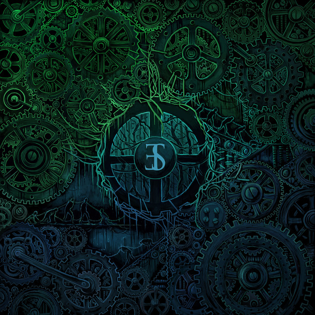 Album cover for Eternal Forward Motion by Employed To Serve
