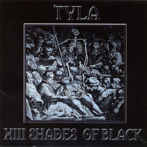 XIII Shades of Black album