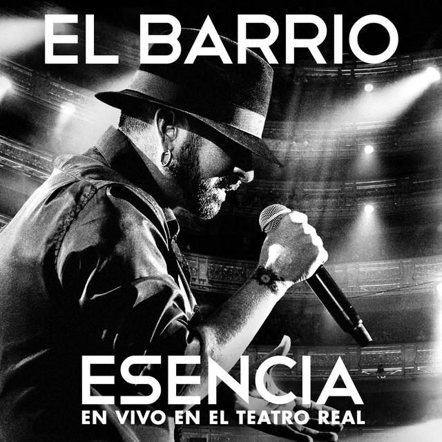 Esencia (En Vivo en el Teatro Real) Albumcover