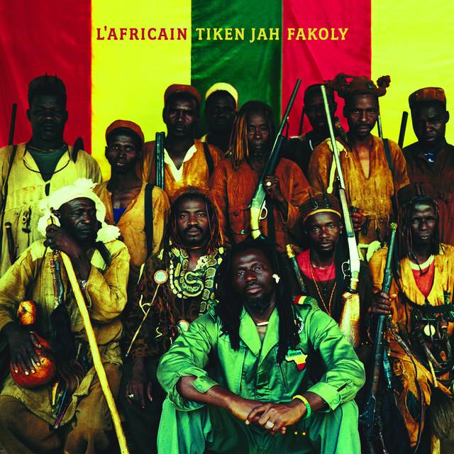 L'Africain Album By Tiken Jah Fakoly