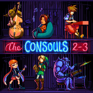 Consouls 2-3 - The Legend Of Zelda