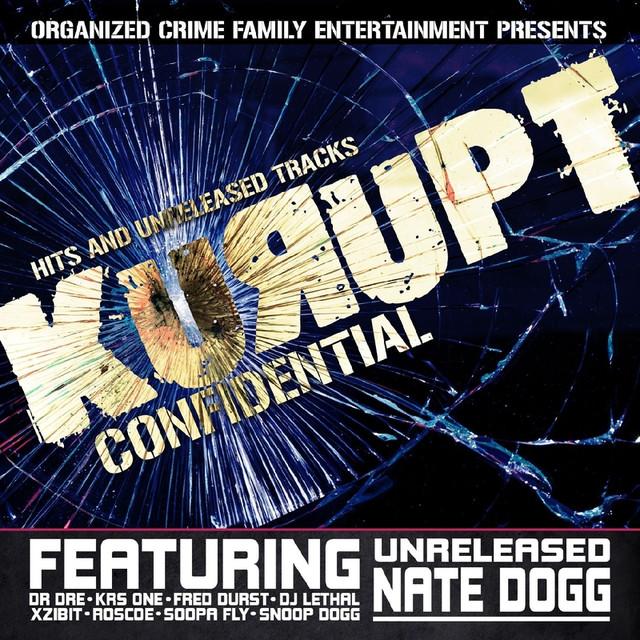 Kurupt Kurupt Confidential album cover