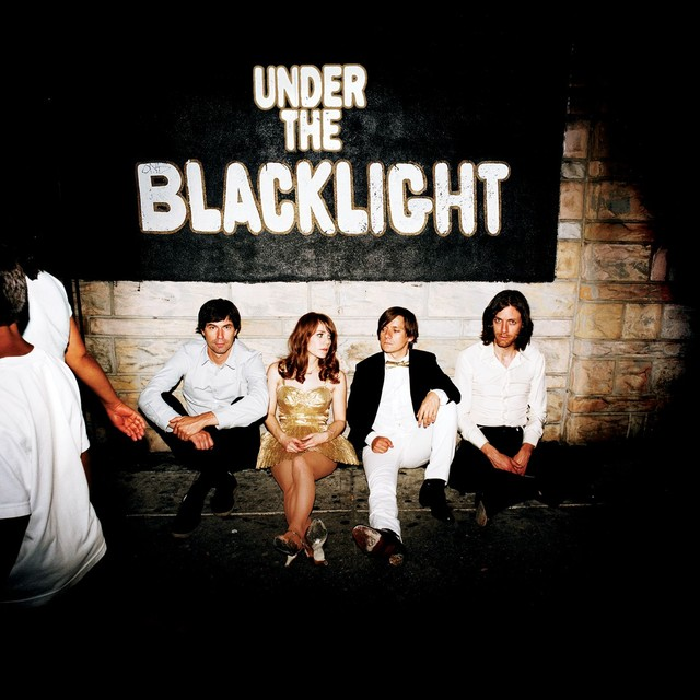 Album cover for Under The Blacklight by Rilo Kiley