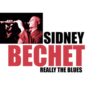Sidney Bechet 2.19 Blues cover