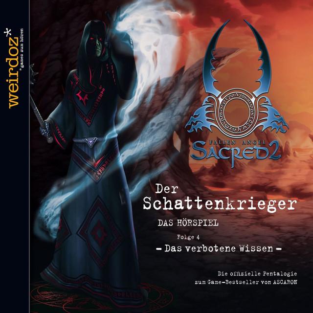 Sacred - Der Schattenkrieger - Folge 4 - Das Verbotene Wissen Cover