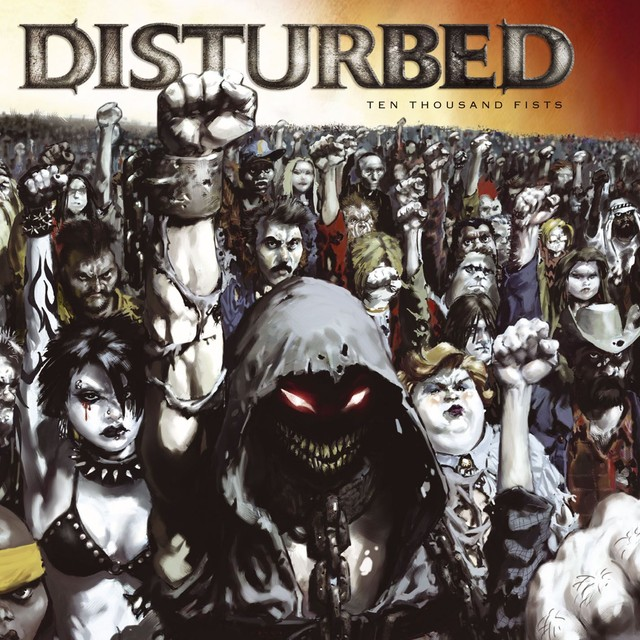 Ten Thousand Fists (Standard Edition) Albumcover