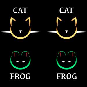 Cat Cat Frog Frog