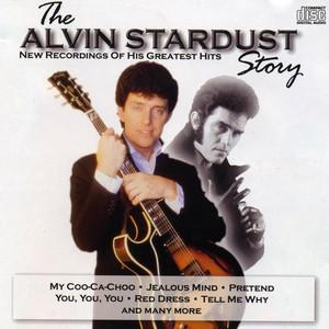 The Alvin Stardust Story album