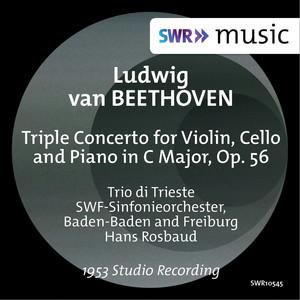 Beethoven: Triple Concerto, Op. 56 Albümü