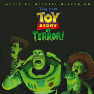 Toy Story of Terror! Albumcover