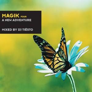 Magik Four Albumcover