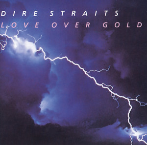 Love Over Gold (Remastered) Albumcover