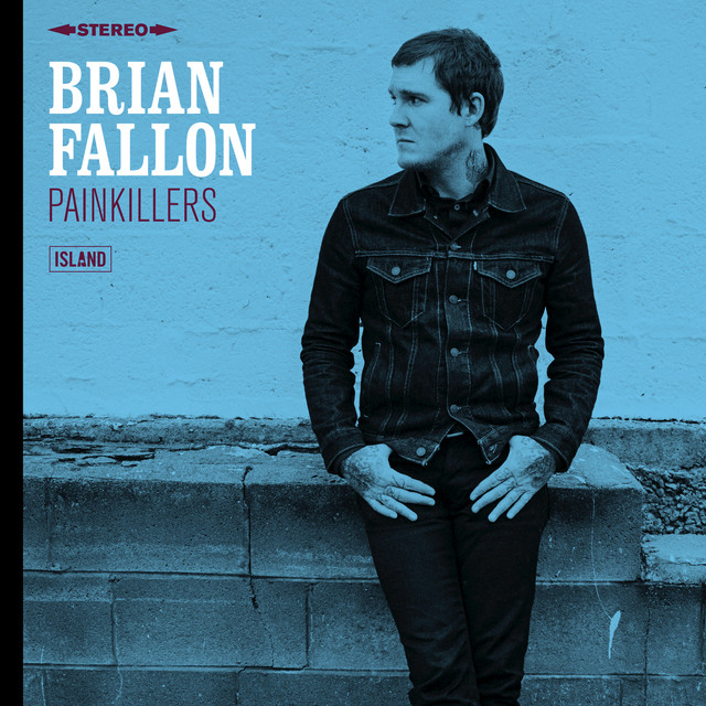 Album cover for Painkillers by Brian Fallon