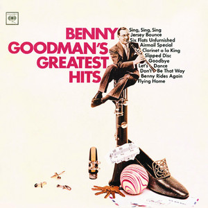 Benny Goodman's Greatest Hits album