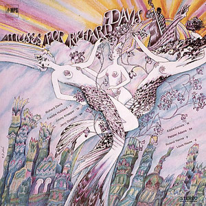 The Muses for Richard Davis album