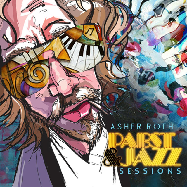 Album cover for Pabst & Jazz by Asher Roth