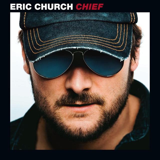 Eric Church album cover