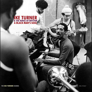 Ike Turner Knock on Wood cover