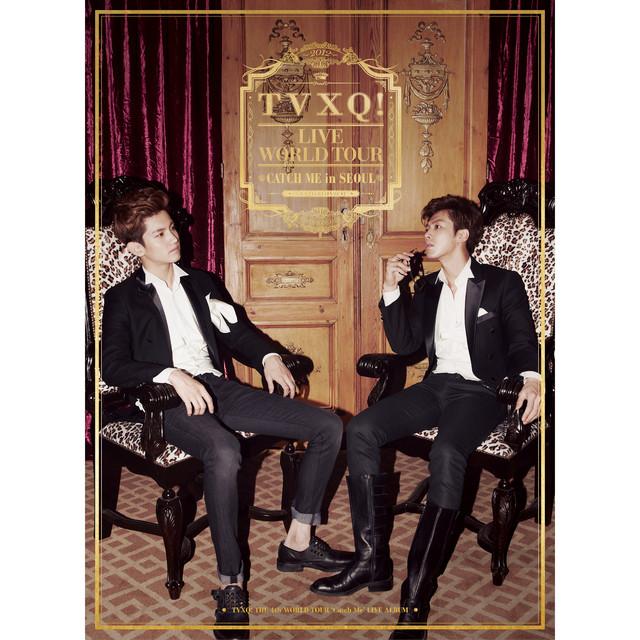 TVXQ! THE 4th WORLD TOUR 'Catch Me' LIVE ALBUM