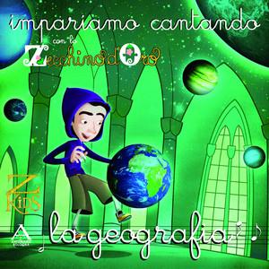 Impariamo cantando con lo Zecchino D'Oro la GEOGRAFIA Albumcover