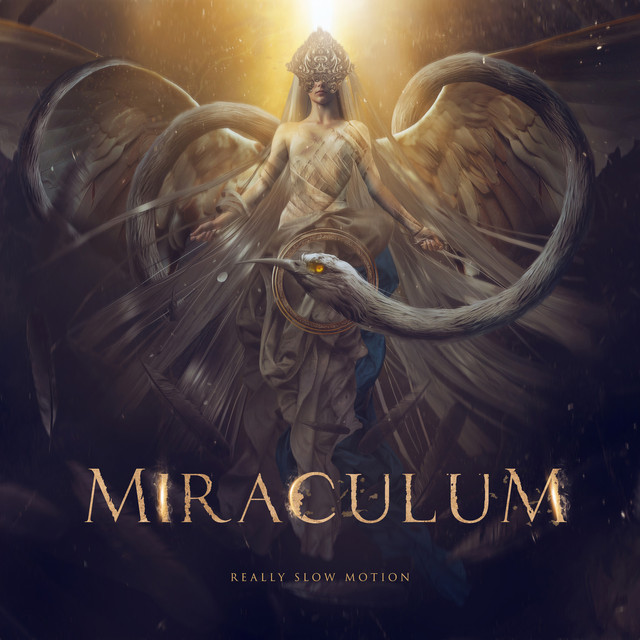 Album cover for Miraculum by Really Slow Motion