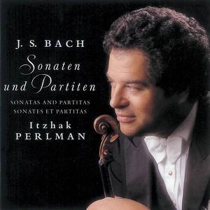 Bach - Solo Violin Sonatas Albumcover