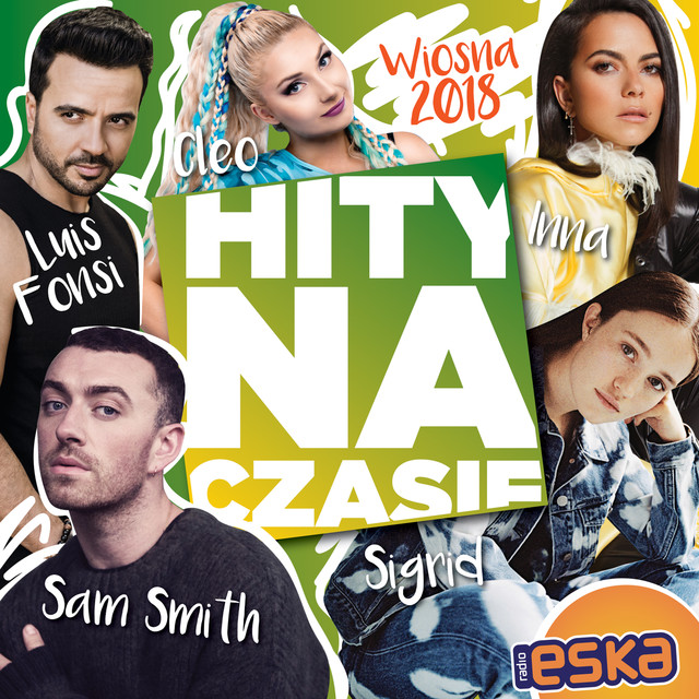 Various Artists Hity na czasie wiosna 2018 album cover