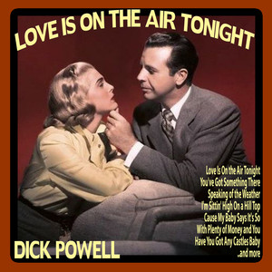 Love Is On the Air Tonight album