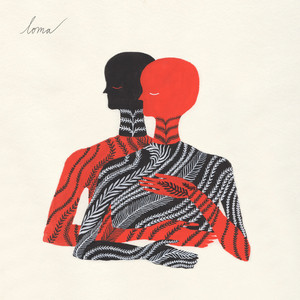 Album cover for LOMA by Loma