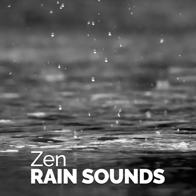 Zen Rain Sounds Albumcover