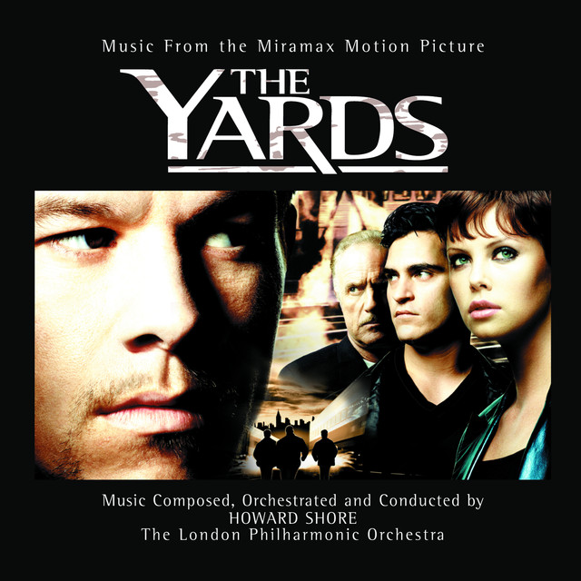 The Yards - Original Motion Picture Soundtrack Albumcover