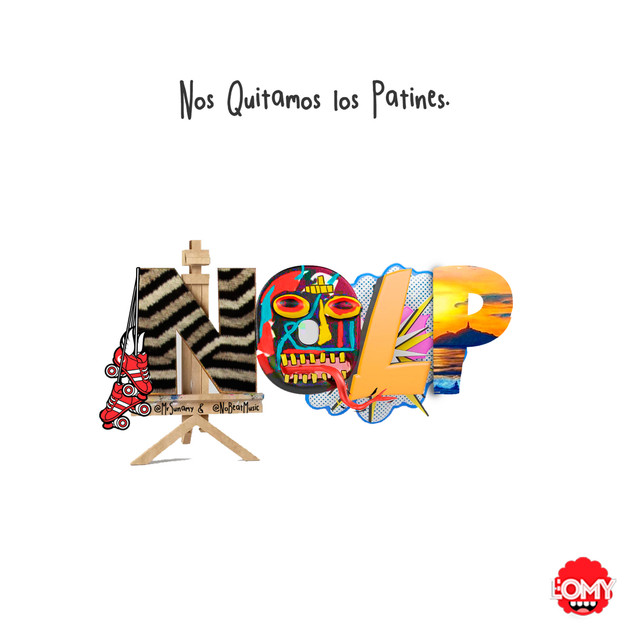 Album cover for Nos Quitamos los Patines by L'Omy