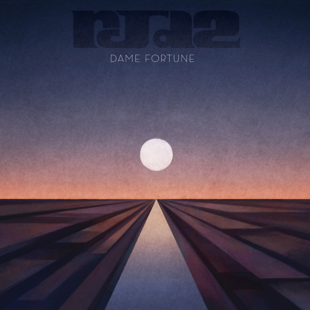 Album cover for Dame Fortune by RJD2