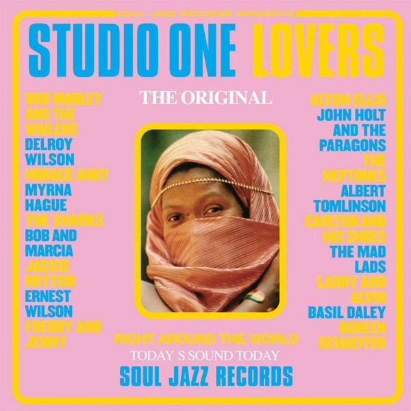 Various Artists Studio One Lovers album cover