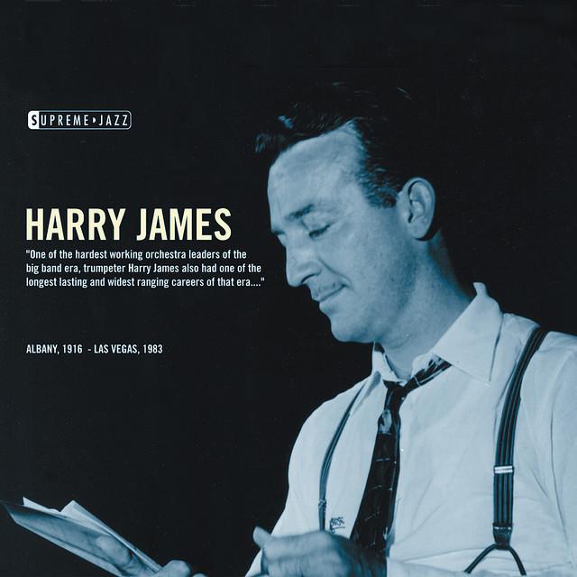 Harry James Supreme Jazz - Harry James album cover