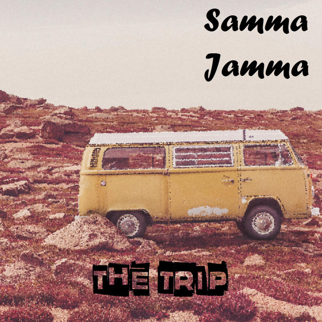 Album cover for The Trip by Samma Jamma