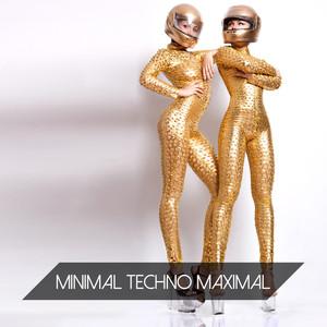 Minimal Techno Maximal Albumcover