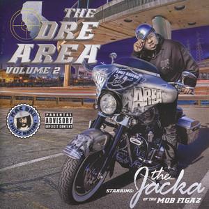 The Dre Area, Volume 2 Albumcover