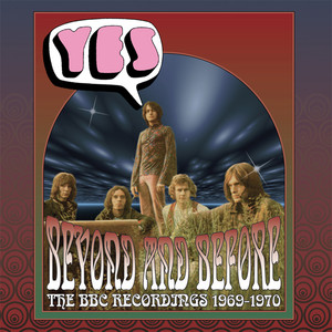 Beyond and Before - The BBC Recordings 1969-1970 album