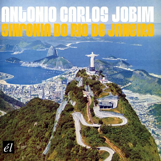 Antônio Carlos Jobim Sinfonia Do Rio de Janeiro album cover