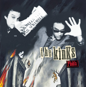 Phobia album